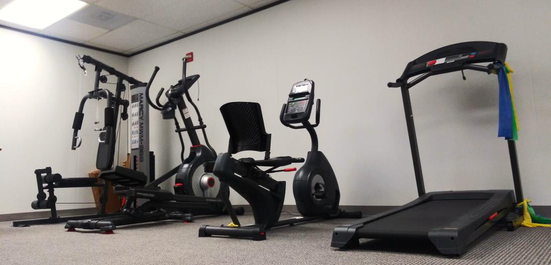 Exercise materials